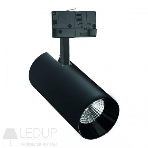 ANDROMEDA COB LED 25W NW 3F 36°, 60° - Fekete SPECTRUMLED