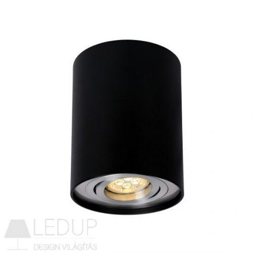 Design lámpa GU10 CHLOE Henger állítható Fekete SPECTRUMLED