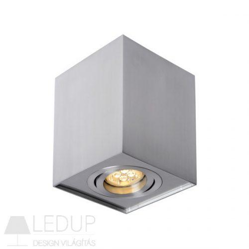 Design lámpa GU10 CHLOE Szögletes állítható Ezüst SPECTRUMLED