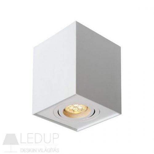 Design lámpa GU10 CHLOE Szögletes állítható Fehér SPECTRUMLED