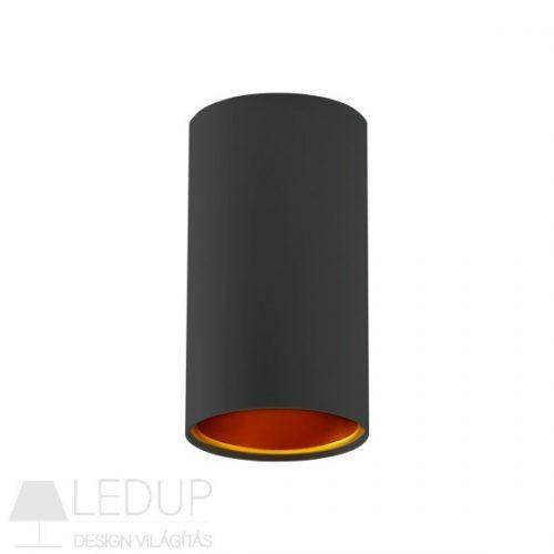 Design lámpa GU10 CHLOE Henger Fekete SPECTRUMLED