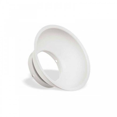 Fehér betét kerek CHLOE ELEMENTO GU10 Design lámpához SPECTRUMLED