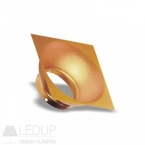 Arany betét négyszögletes CHLOE ELEMENTO GU10 Design lámpához SPECTRUMLED