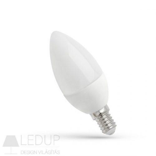 LED Gyertya E14 230V 4W CW SPECTRUMLED