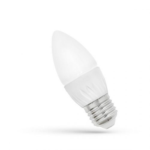 LED Gyertya E27 230V 4W WW SPECTRUMLED