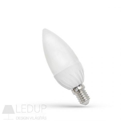 LED Gyertya E14 230V 6W NW SPECTRUMLED
