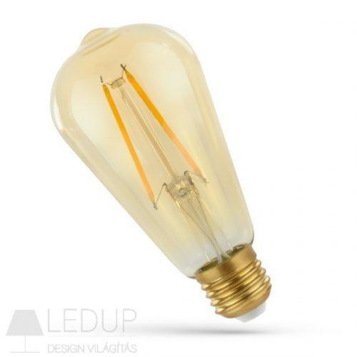 LED ST64 E27 230V 2W COG WW RETRO SPECTRUMLED