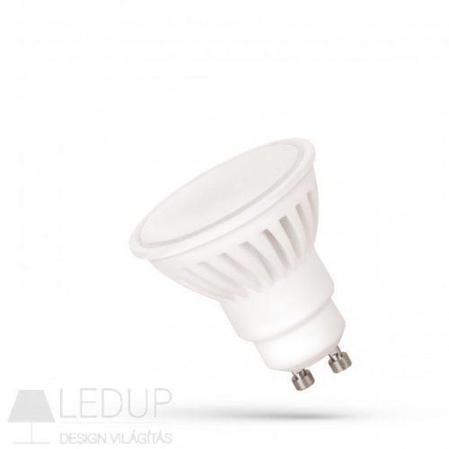 LED GU10 230V 10W SMD NW 100° Prémium, kerámia, fehér SPECTRUMLED