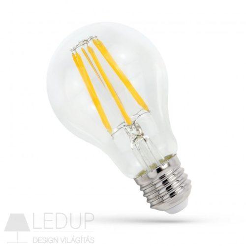 LED GLS E27 230V 6W COG NW üveg  SPECTRUMLED