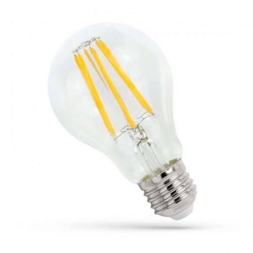 LED GLS E27 230V 9W COG NW üveg  SPECTRUMLED