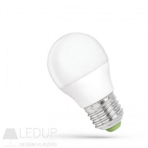 LED kisgömb E27 230V 6W NW dimm  SPECTRUMLED