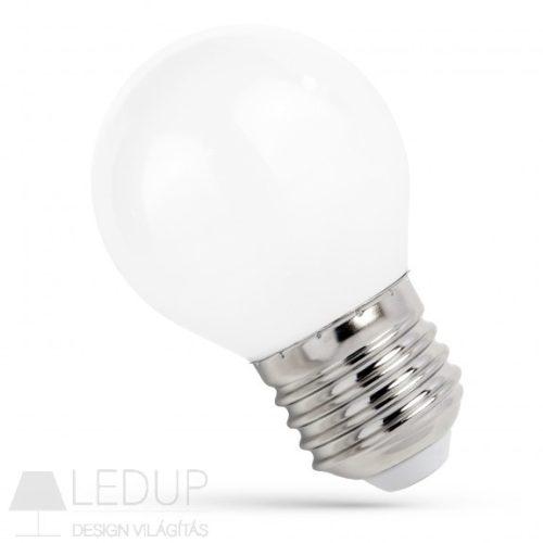 LED Kisgömb E27 230V 6W COG WW fehér SPECTRUMLED