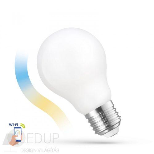 LED A60 E27 230V 5W COG CCT+DIM WIFI - SMART SPECTRUMLED